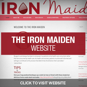 the iron maiden website feramax